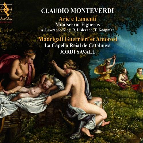 Monteverdi - Madrigali e lamenti by Jordi Savall