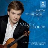 Tchaikovsky Bartok : Violin Concertos by Valeriy Sokolov