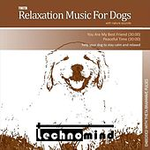 Theta Relaxation Music For Dogs by Techno Mind