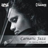 Carnatic Jazz - Violin - Dr. Jyotsna Srikanth by Dr. Jyotsna Srikanth