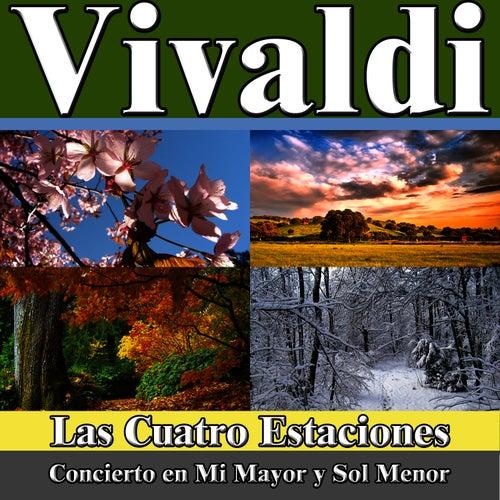 Vivaldi: Las Cuatro Estaciones. Música Clásica por: L'Emsemble Instrumentale De France by Antonio Vivaldi