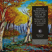 Romantic Music For a Summer Night, Clarinet Trio in A minor op.114 by Johannes Brahms and Eight Pieces, Op. 83 by Max Bruch by David Apellaniz Francisco Antonio Garcia