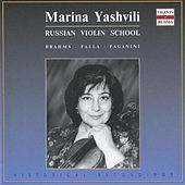 Marina Yashvili - Russian Violin School by Various Artists