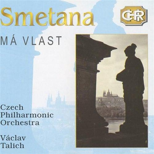 Smetana: Má vlast by Vaclav Talich