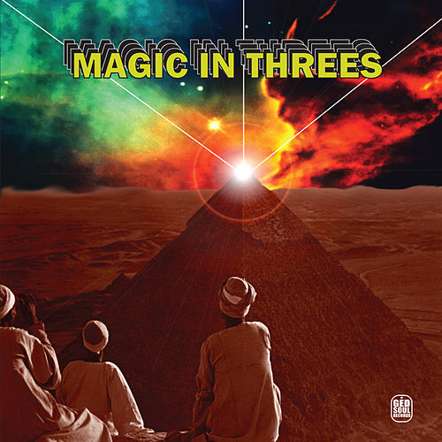 Magic in Threes by Magic in Threes