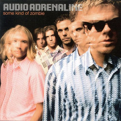 Some Kind Of Zombie AVCD by Audio Adrenaline
