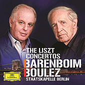 The Liszt Concertos by Daniel Barenboim