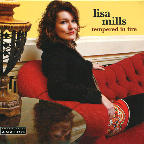 Tempered In Fire by Lisa Mills