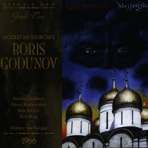 Mussorgsky: Boris Godunov by Nicolai Ghiaurov