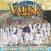 Pura Banda Tocada Compa Vol. IV by Banda El Valle