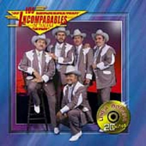 20 Exitos by Los Incomparables De Tijuana