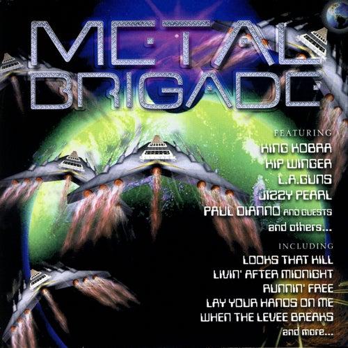 Metal Brigade by Various Artists