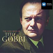 The Very Best Of by Tito Gobbi
