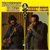 Homesick James & Snooky Pryor by Homesick James
