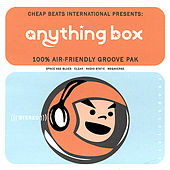 100% Air Friendly Groove Pak by Anything Box