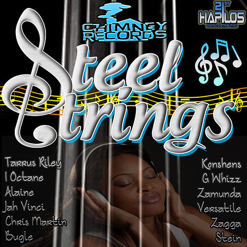 Steel Strings Riddim by Various Artists