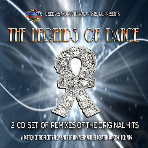 The Legends Of Dance by Various Artists