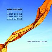 Everything Is Everywhere by Carrie Newcomer