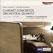 Stamitz, C.: Concerto for 2 Clarinets No. 4 / Orchestral Quartet in G Major / Stamitz, J.: Clarinet Concerto in B Flat Major by Various Artists