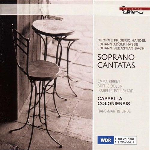 Handel, G.F.: Silete Venti / Hasse, J.A.: La Gelosia / Bach, J.S.: Non Sa Che Sia Dolore by Various Artists