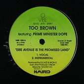 Erie Ave Is The Promised Land - EP by TOO BROWN