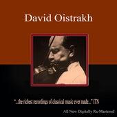 Oistrakh - Brahms, Greig, Shostakovich by David Oistrakh