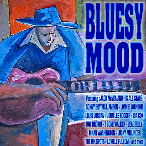 Bluesy Mood von Various Artists