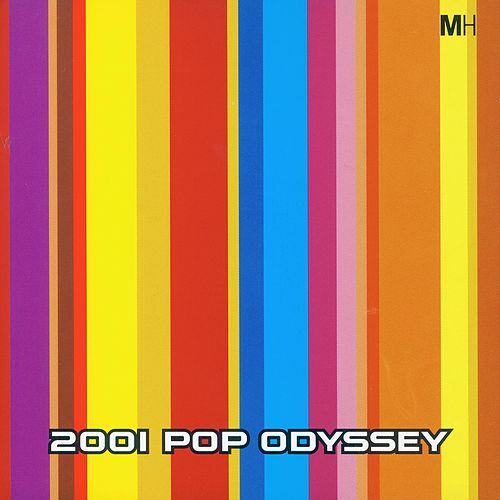 2001 Pop Odyssey by Paul Taylor