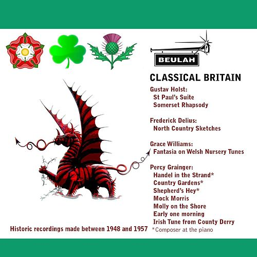 Classical Britain by Various Artists