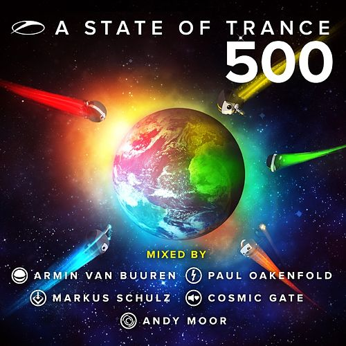 A State Of Trance 500 (Unmixed) by Various Artists