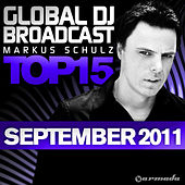 Global DJ Broadcast Top 15 - September 2011 by Various Artists