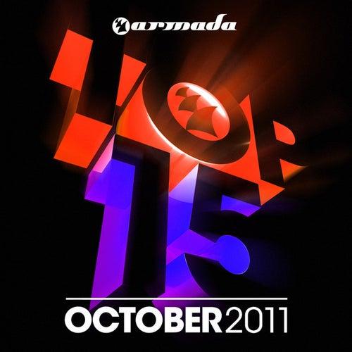Armada Top 15 - October 2011 by Various Artists