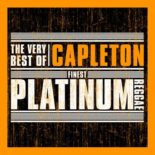 Finest Platinum Reggae: The Very Best of Capleton by Capleton