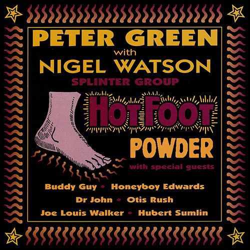 Hot Foot Powder by Peter Green