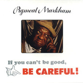 If You Can't Be Good, Be Careful! by Pigmeat Markham