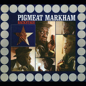 Backstage by Pigmeat Markham