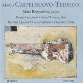 Castelnuovo-Tedesco: Guitar Chamber Music by Mats Bergstrom