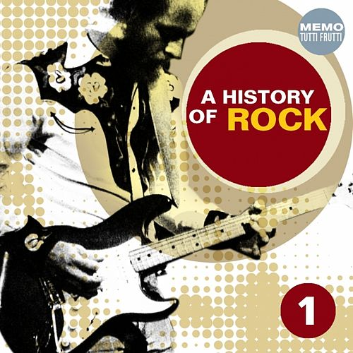 A History of Rock, Vol. 1 by Various Artists