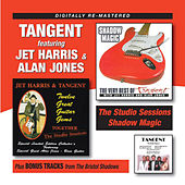 The Studio Sessions + Bonus Tracks/Shadow Magic by The Tangent