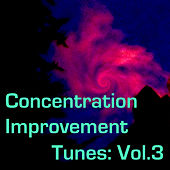 Concentration Improvement Tunes: Vol.3 by Various Artists