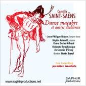 Camille Saint-Saëns - Danse macabre et autres diableries by Alice Combernoux