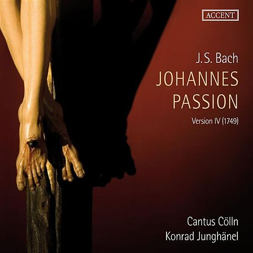 Bach: St. John Passion by Wolf Matthias Friedrich
