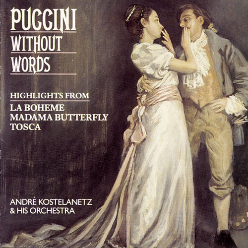 Puccini Without Words by Giacomo Puccini
