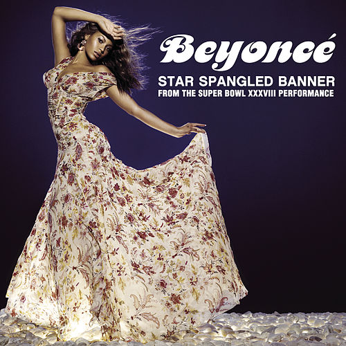 The Star Spangled Banner - Super Bowl Xxxviii Performance by Beyoncé