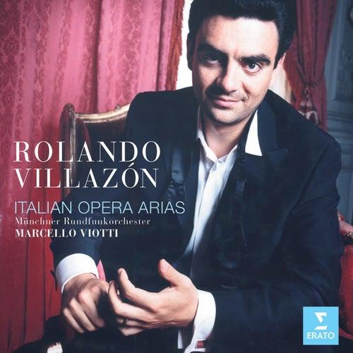 italian opera arias by Rolando Villazon