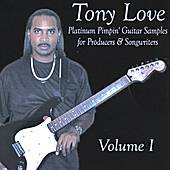 Platinum Pimpin' Guitar Samples by Tony Love