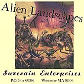 Alien Landscapes by Milton Kerr