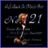 Bach In Musical Box 121 / Sonata For Violin No3 E Major Bwv1016 by Shinji Ishihara