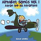 Alphabet Songs Vol. I by Steve Weeks