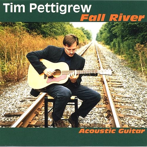 Fall River Acoustic Guitar by Tim Pettigrew